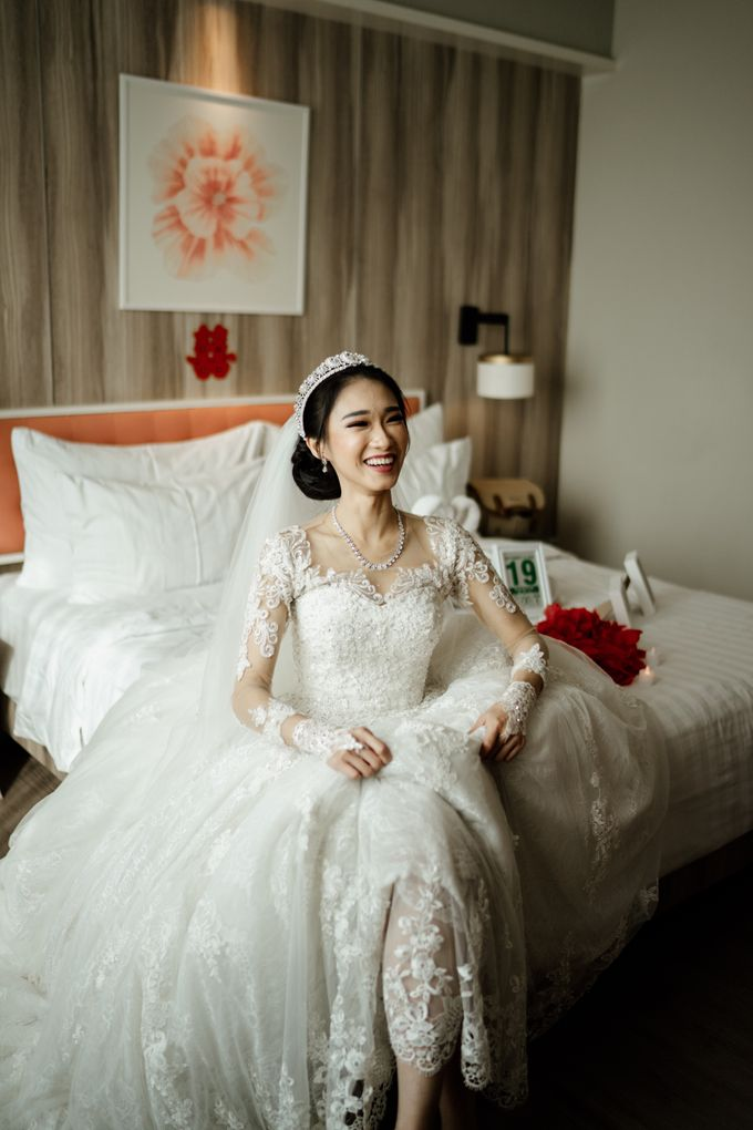 Selvia & Adi Wedding by AKSA Creative - 006