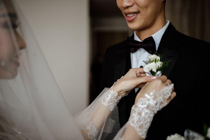Selvia & Adi Wedding by AKSA Creative - 008