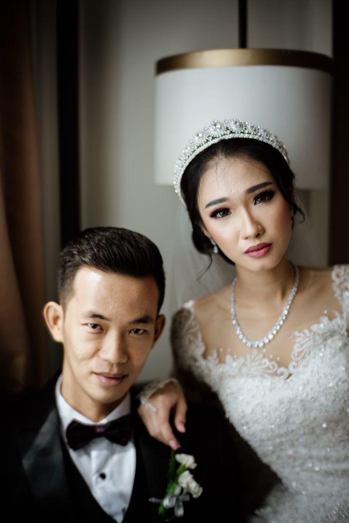 Selvia & Adi Wedding by AKSA Creative - 017