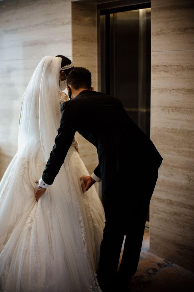Selvia & Adi Wedding by AKSA Creative - 020