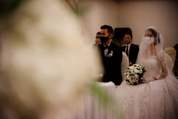 Selvia & Adi Wedding by AKSA Creative - 022