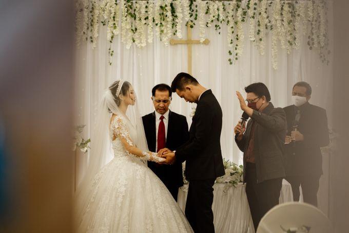 Selvia & Adi Wedding by AKSA Creative - 026