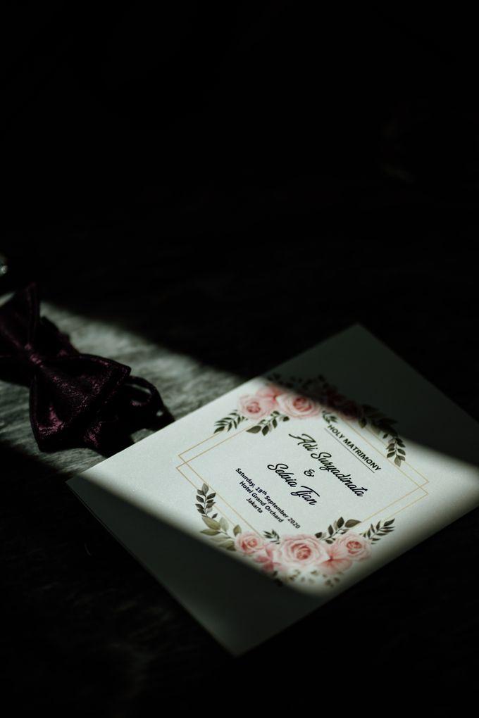 Selvia & Adi Wedding by AKSA Creative - 029