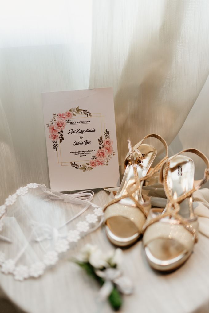 Selvia & Adi Wedding by AKSA Creative - 031