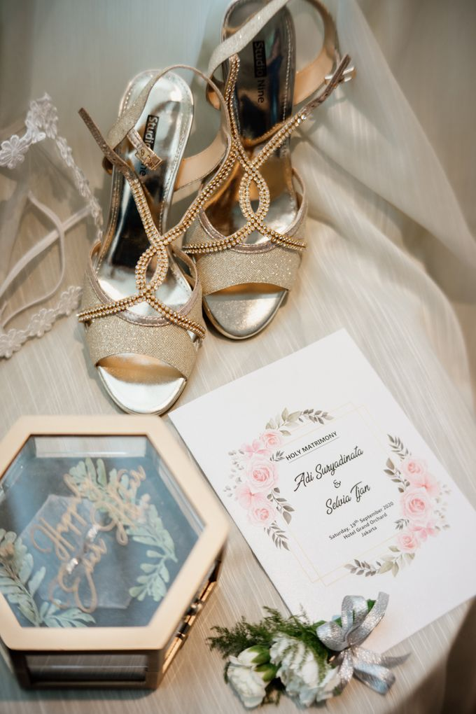 Selvia & Adi Wedding by AKSA Creative - 001