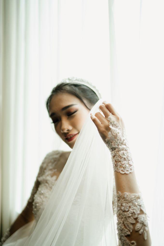 Selvia & Adi Wedding by AKSA Creative - 004