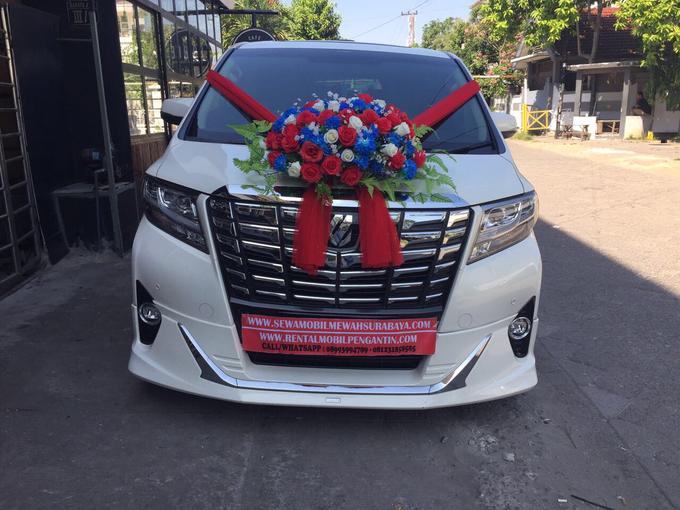 Sewa Alphard Surabaya - Sewa Alphard Surabaya by SENTOSA JAYA VIP WEDDING CARS SURABAYA - 002
