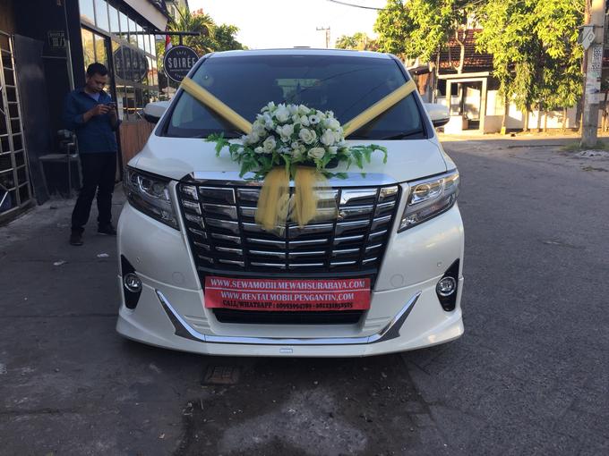 Sewa Alphard Surabaya - Sewa Alphard Surabaya by SENTOSA JAYA VIP WEDDING CARS SURABAYA - 005