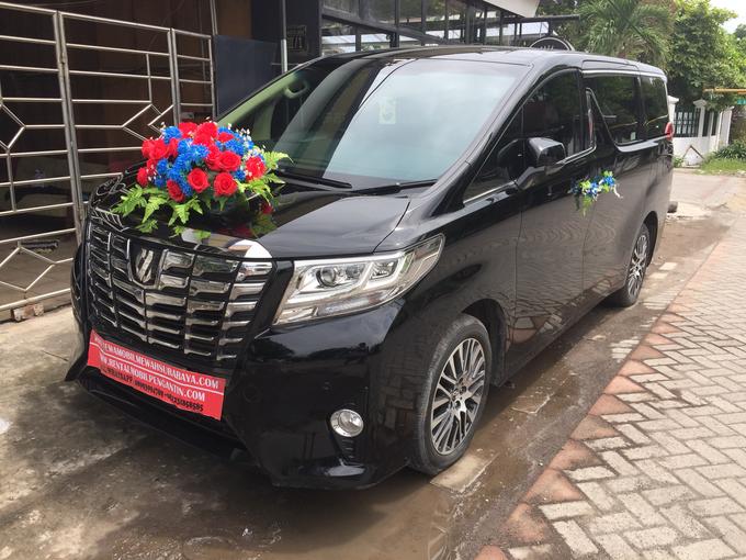 Sewa Mobil Alphard Surabaya Rental Mobil Alphard by SENTOSA JAYA VIP WEDDING CARS SURABAYA - 001
