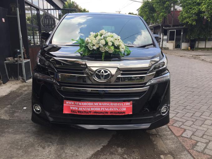 Sewa Alphard Surabaya, Rental Alphard Surabaya by SENTOSA JAYA VIP WEDDING CARS SURABAYA - 004