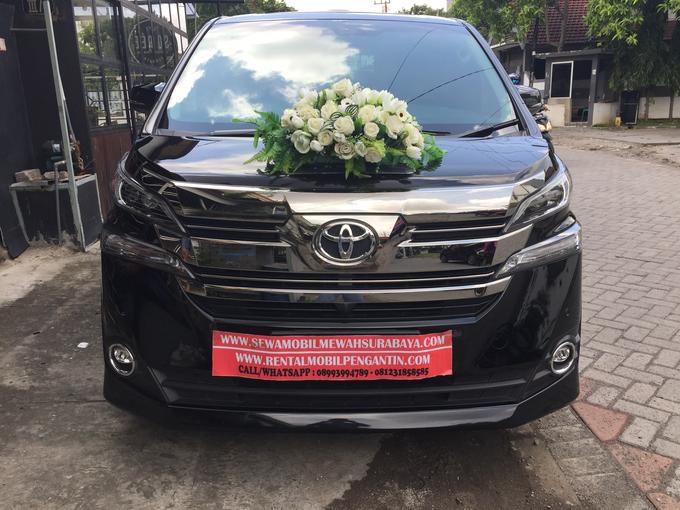 Rent Mobil Alphard Surabaya, Sewa Alphard Surabaya by SENTOSA JAYA VIP WEDDING CARS SURABAYA - 016
