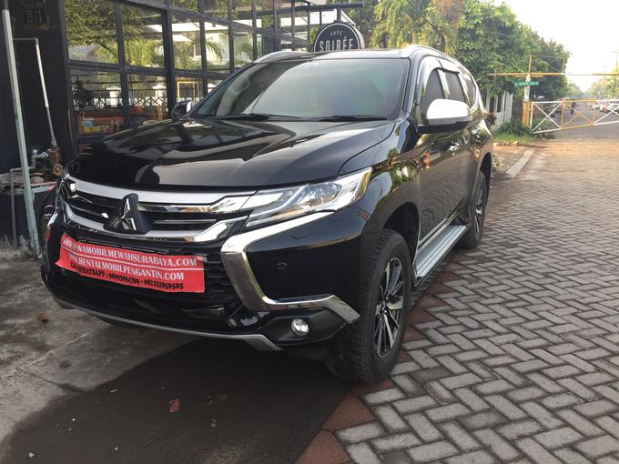 Rental dan Sewa Mobil Pajero Surabaya, Murah by SENTOSA JAYA VIP WEDDING CARS SURABAYA - 002