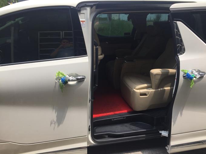 rental mobil alphard, sewa mobil alphard, surabaya by SENTOSA JAYA VIP WEDDING CARS SURABAYA - 001