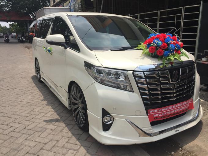 rental mobil alphard, sewa mobil alphard, surabaya by SENTOSA JAYA VIP WEDDING CARS SURABAYA - 003