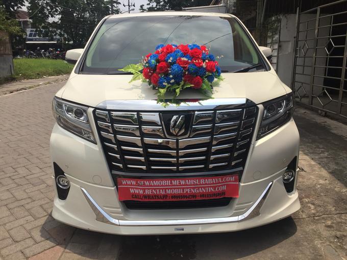 rental mobil alphard, sewa mobil alphard, surabaya by SENTOSA JAYA VIP WEDDING CARS SURABAYA - 004