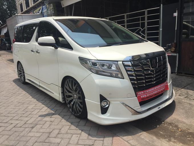 rental mobil alphard, sewa mobil alphard, surabaya by SENTOSA JAYA VIP WEDDING CARS SURABAYA - 006