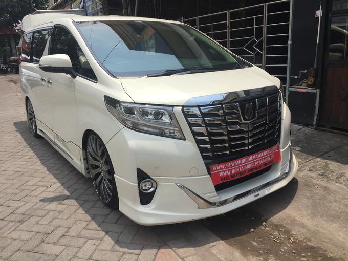 rental mobil alphard, sewa mobil alphard, surabaya by SENTOSA JAYA VIP WEDDING CARS SURABAYA - 007