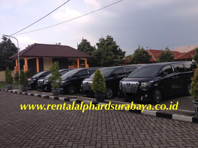 Sewa Alphard Surabaya DAN Rental Alphard Surabaya by SENTOSA JAYA VIP WEDDING CARS SURABAYA - 002