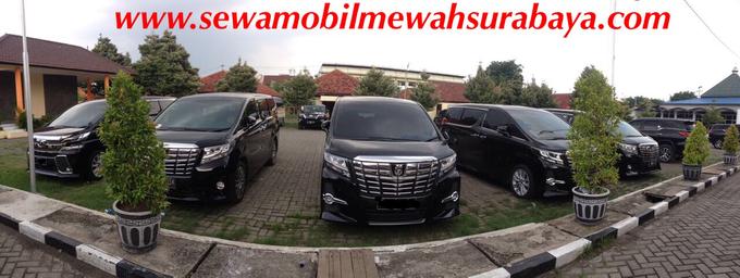 Sewa Alphard Surabaya DAN Rental Alphard Surabaya by SENTOSA JAYA VIP WEDDING CARS SURABAYA - 004
