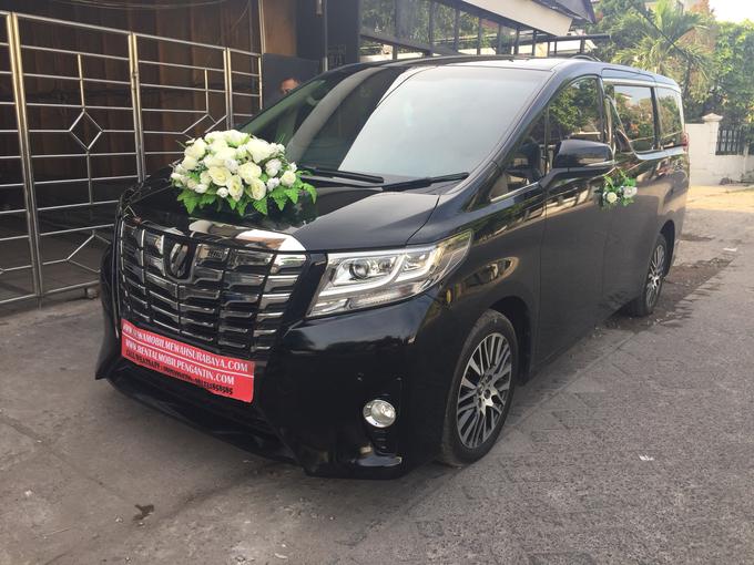 Sewa Alphard Surabaya DAN Rental Alphard Surabaya by SENTOSA JAYA VIP WEDDING CARS SURABAYA - 007