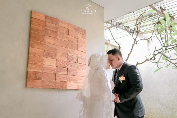 Wedding Tia & Ilham by Azila Villa - 013