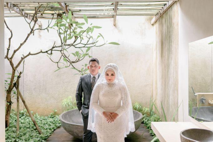 Wedding Tia & Ilham by Azila Villa - 001