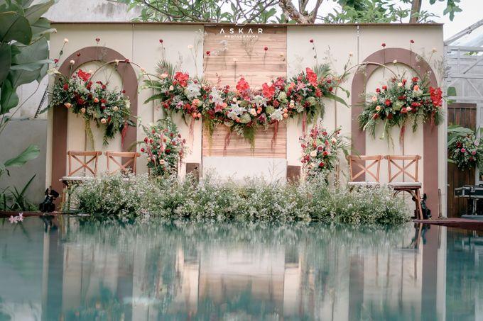 Wedding Tia & Ilham by Azila Villa - 005
