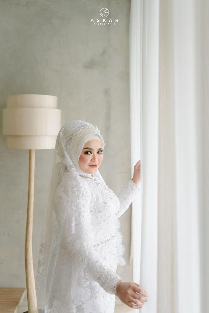 Wedding Tia & Ilham by Azila Villa - 009