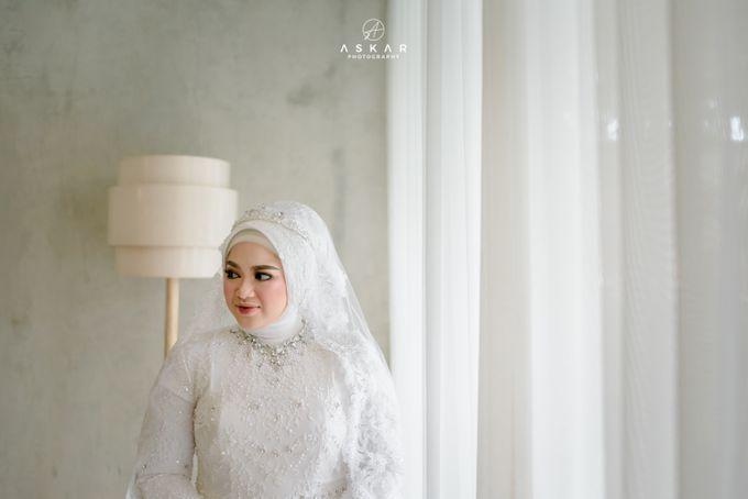 Wedding Tia & Ilham by Azila Villa - 008