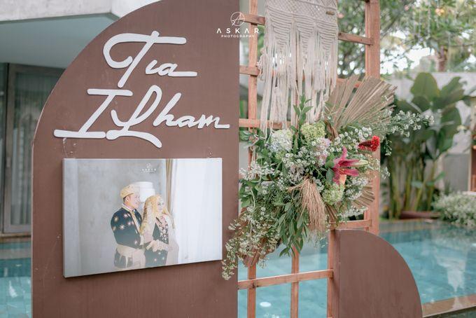 Wedding Tia & Ilham by Azila Villa - 004