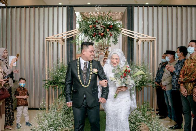 Wedding Tia & Ilham by Azila Villa - 010