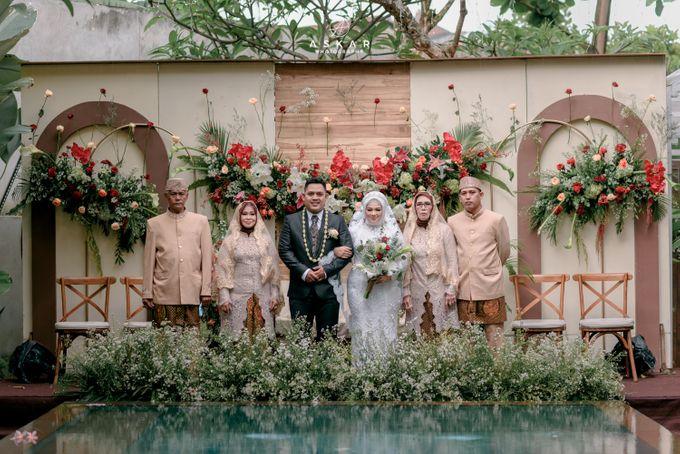 Wedding Tia & Ilham by Azila Villa - 012