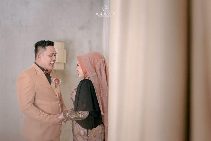 Wedding Tia & Ilham by Azila Villa - 021