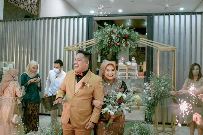 Wedding Tia & Ilham by Azila Villa - 014