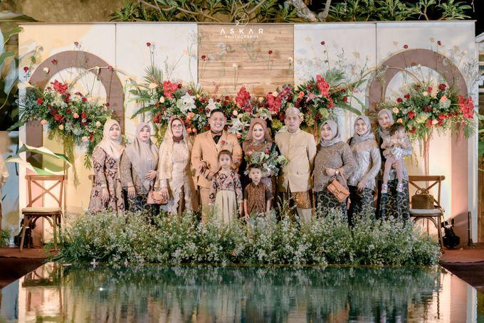 Wedding Tia & Ilham by Azila Villa - 016