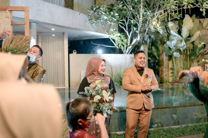 Wedding Tia & Ilham by Azila Villa - 018