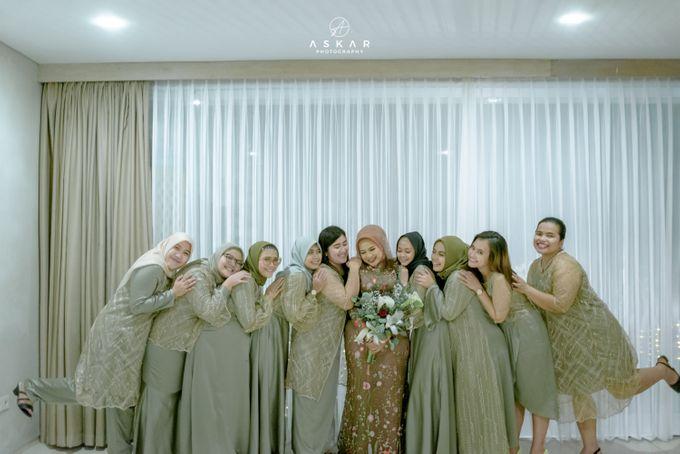 Wedding Tia & Ilham by Azila Villa - 019