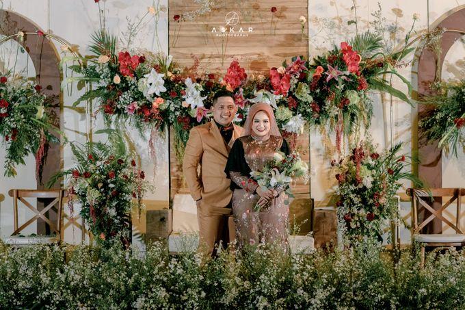 Wedding Tia & Ilham by Azila Villa - 017