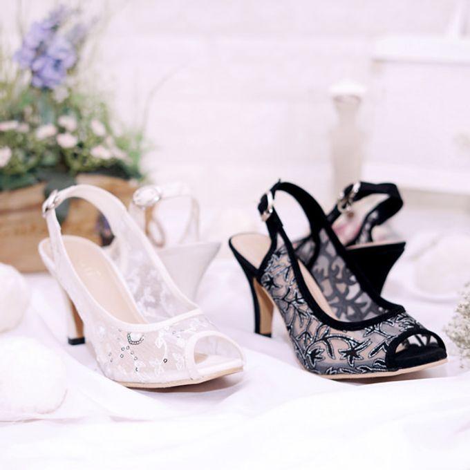 Sepatu Wedding Readystok Slingback Lucia by SLIGHTshop.com - 001