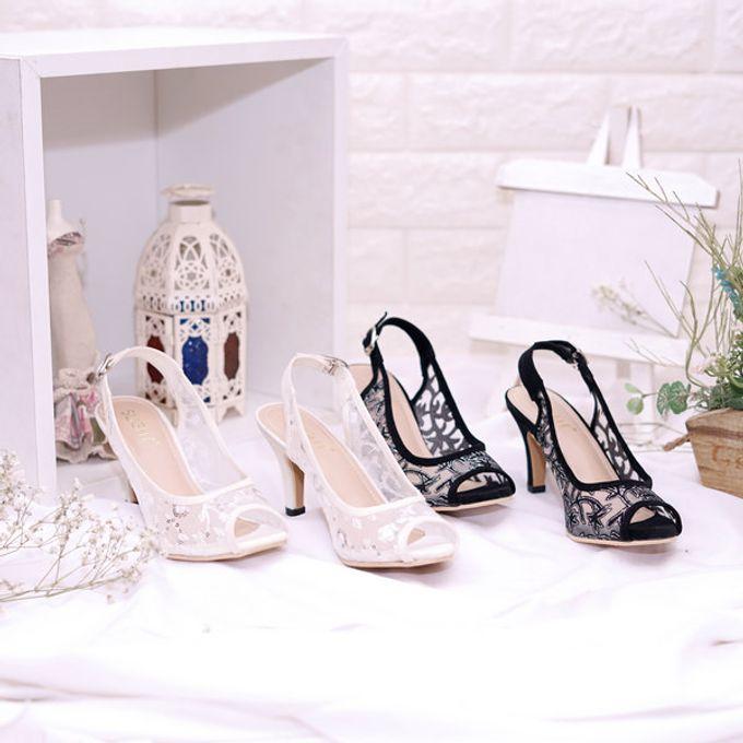 Sepatu Wedding Readystok Slingback Lucia by SLIGHTshop.com - 002