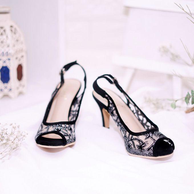 Sepatu Wedding Readystok Slingback Lucia by SLIGHTshop.com - 005