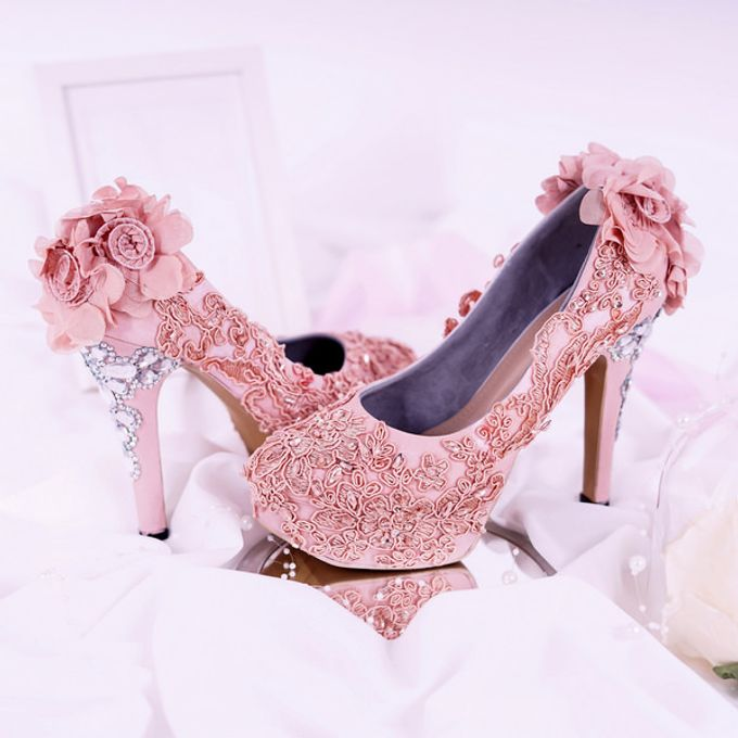 Sepatu Platform Luminous Silver by SLIGHTshop.com - 002