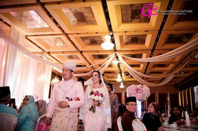 Wedding Reception of Rina & Faizal by The Glamorous Capture - 008