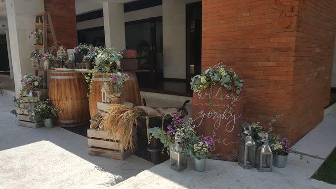 Sunset Garden Party by d'Oasis Florist & Decoration - 046