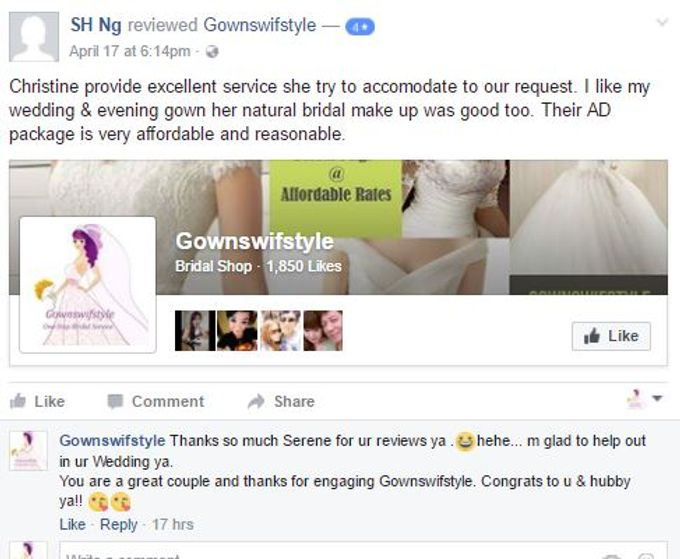 Reviews from Clients by Makeupwifstyle - 016