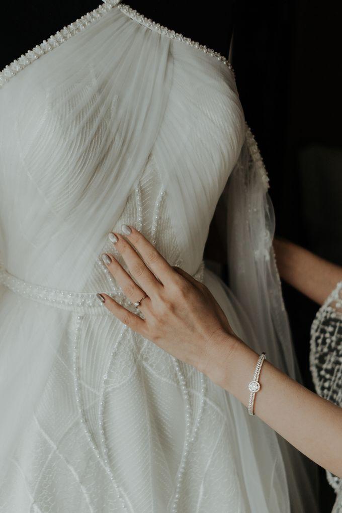 Sergio & Maria's Wedding by Cloche Atelier - 002