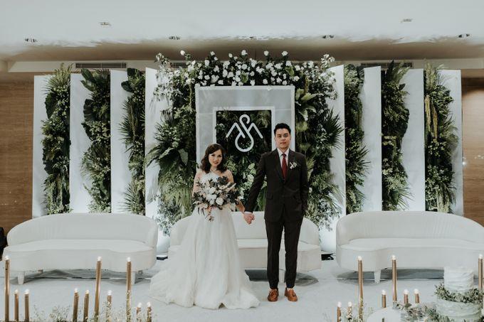 Sergio & Maria's Wedding by Cloche Atelier - 014