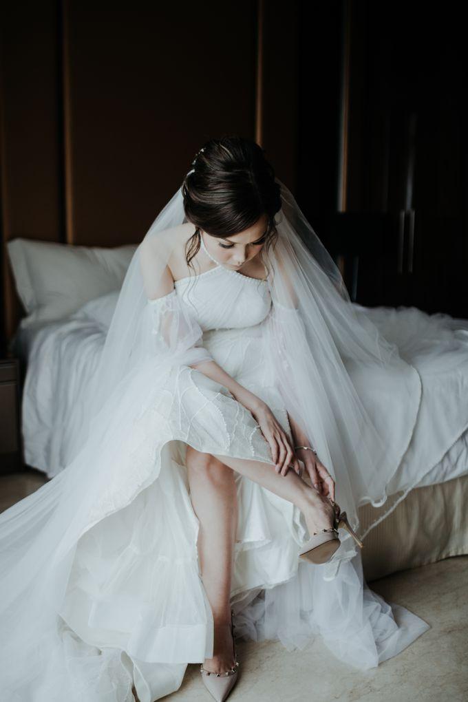Sergio & Maria's Wedding by Cloche Atelier - 007