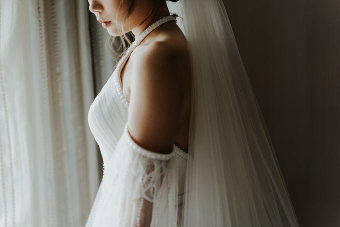 Sergio & Maria's Wedding by Cloche Atelier - 001