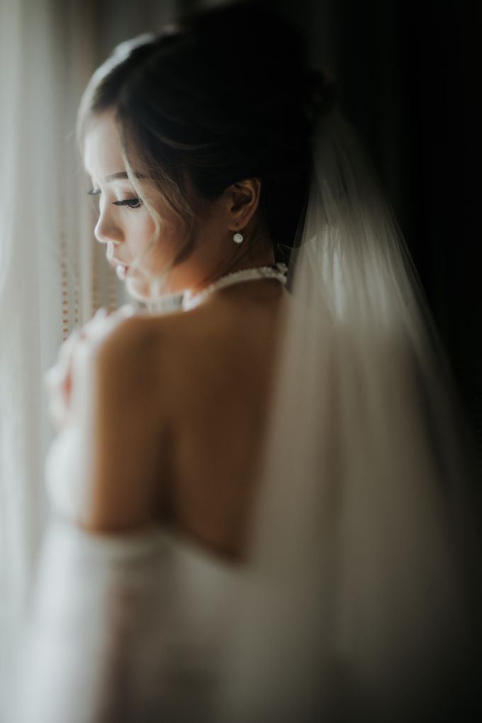 Sergio & Maria's Wedding by Cloche Atelier - 003